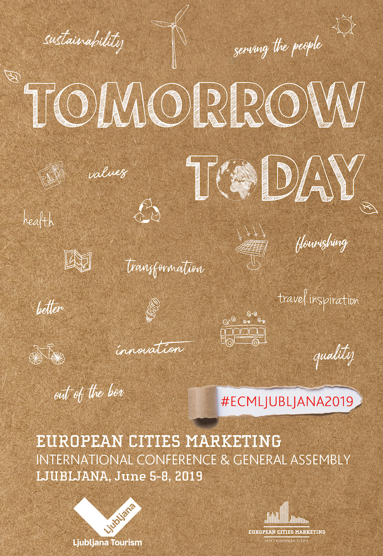 European cities to reinvent the role of DMOs with 'Tomorrow